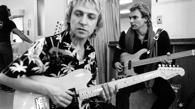 Exclusive Clip From Andy Summers' New Documentary, 'Can't Stand Losing You: Surviving the Police'