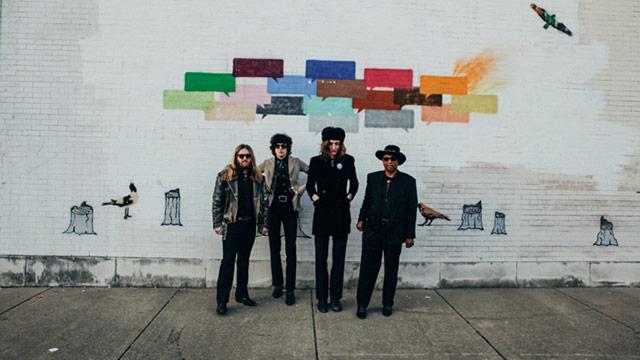 Song Premiere: Raucous Rock 'n' Roll from Blackfoot Gypsies,