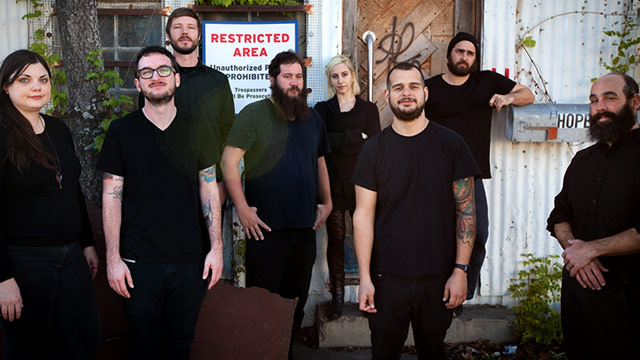 Album Premiere: East Cameron Folkcore Meld Disparate Genres on 'Kingdom of Fear'