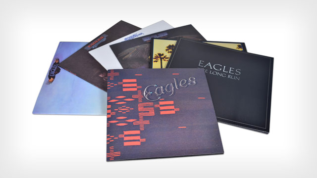 Giveaway: Eagles - The Studio Albums 1972-1979 on Vinyl