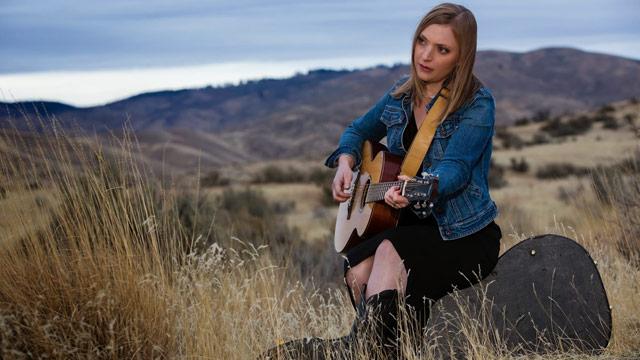 Song Premiere: Americana Artist Eilen Jewell Recalls Her Father's
