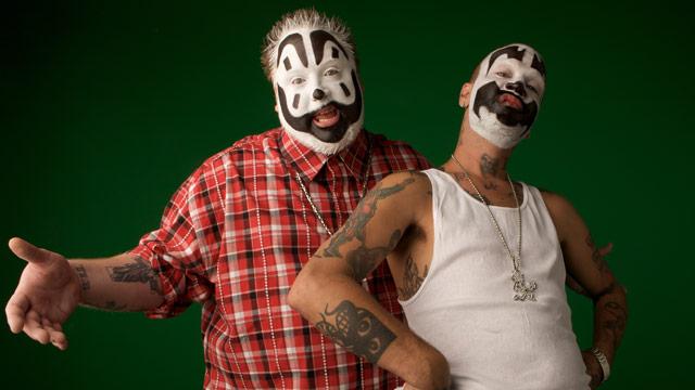Insane Clown Posse's Violent J: