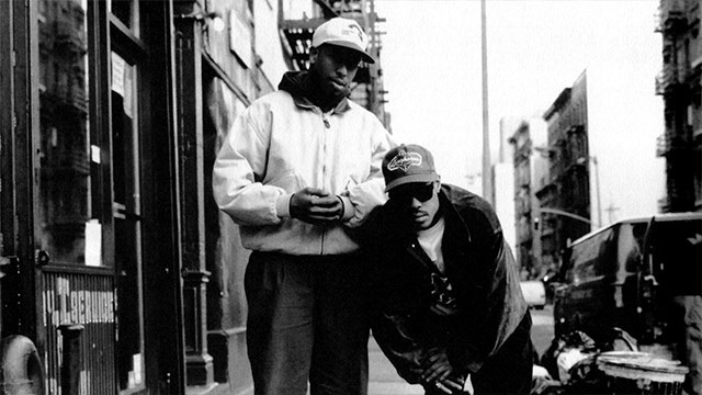 The Making of Gang Starr's 1994 Track