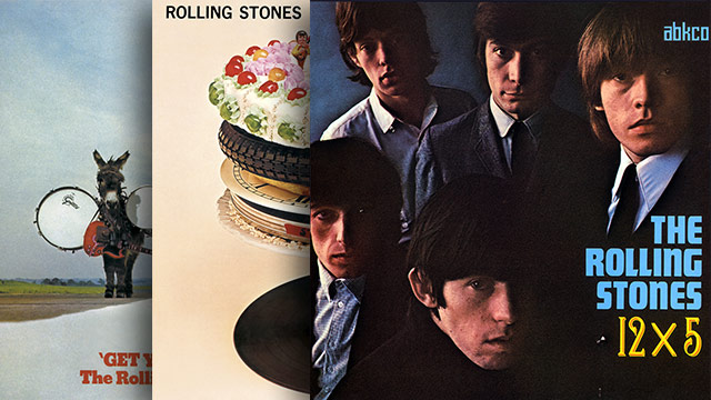 Giveaway: Three Rolling Stones Albums on Clear Vinyl, Plus a