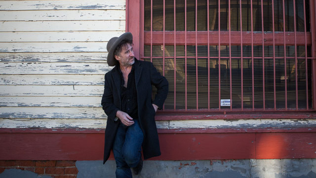 Song Premiere: Jon Cleary,