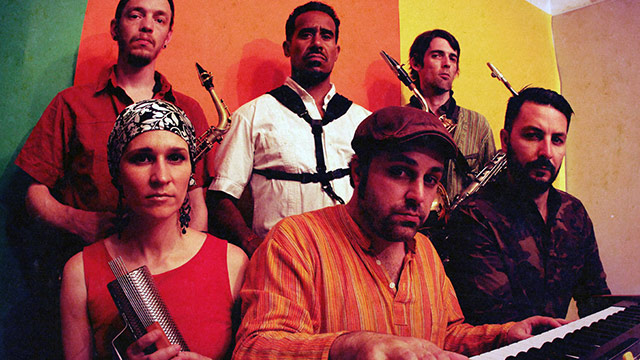 Album Premiere: The Souljazz Orchestra, 'Resistance'