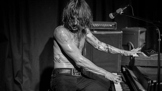 Album Premiere: James Leg, 'Below the Belt'
