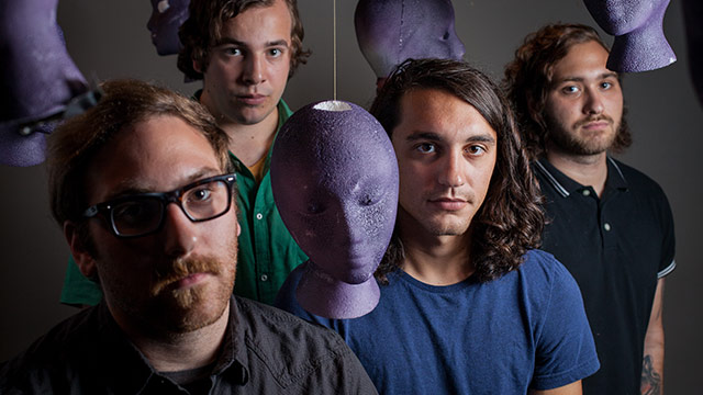 Album Premiere: Undesirable People, 'Eternal Vision of a Blind Future'