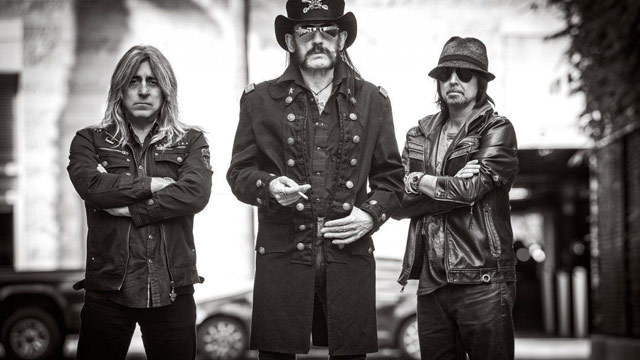 Giveaway: Motörhead's 'Bad Magic' on Vinyl and a Crosley Turntable