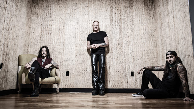 Album Premiere: The Winery Dogs, 'Hot Streak'