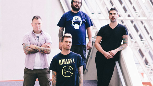 New Found Glory on Becoming Self-Aware, Their Less Obvious Influences and Streamlining the Band
