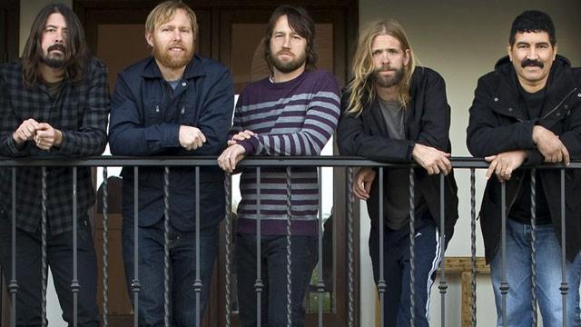 Stream the Foo Fighters' New EP, 'Saint Cecilia'
