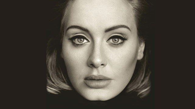 Adele, '25' - The AllMusic Review