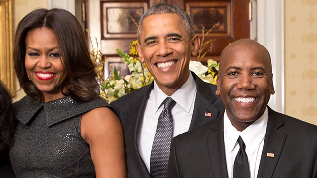 Nathan East Describes What It's Like to Perform at the White House