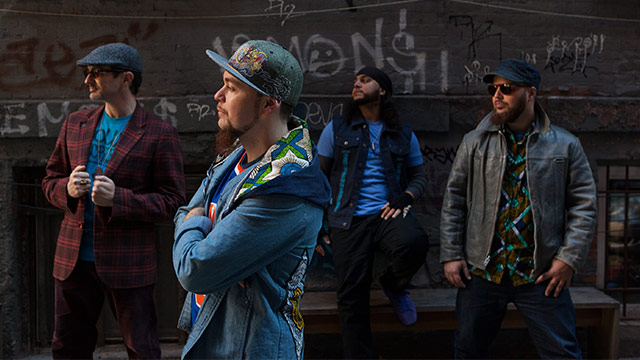 Album Premiere: NYC Hip-Hop Crew Soul Inscribed