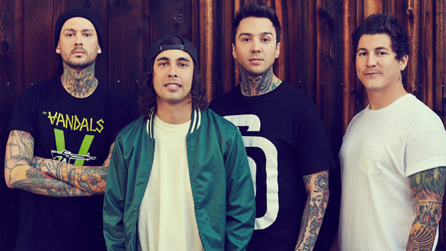 Why Pierce the Veil Frontman Vic Fuentes Is Especially Proud of New Album 'Misadventures'