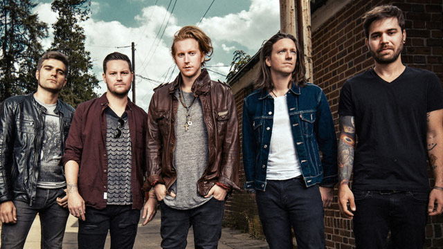 We the Kings Share Their Music-Listening Habits for the Tour Bus