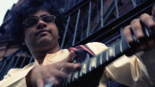 Album Premiere: Prasanna, 'All Terrain Guitar'