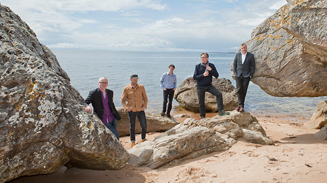 Teenage Fanclub's Norman Blake Guides Us Through His 'Here' Compositions