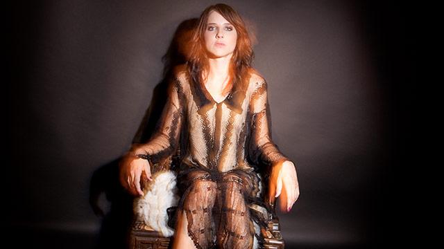 Album Premiere: Katie Burden, 'Strange Moon'