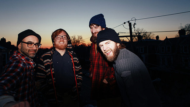 Album Premiere: Hoots and Hellmouth, 'In the Trees'
