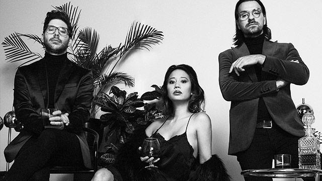 Album Premiere: Le Couleur, 'P.o.p'