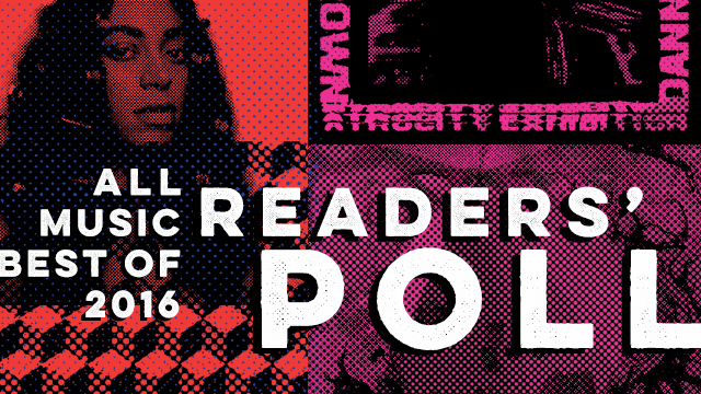 AllMusic Best of 2016 Readers' Poll