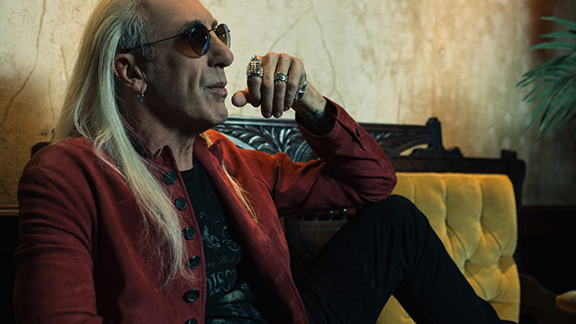 Dee Snider Isn't Done With Us Yet