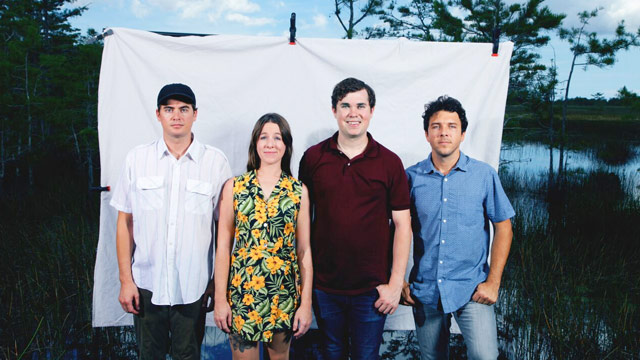 Surfer Blood's John Paul Pitts on the Ambitious New 'Snowdonia'