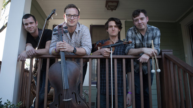 Album Premiere: 'Ben Sollee and Kentucky Native'
