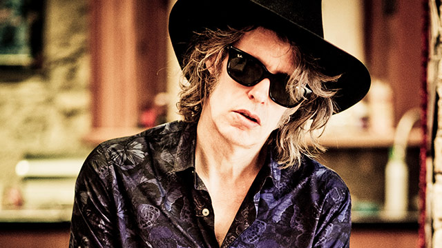 Song Premiere: The Waterboys,