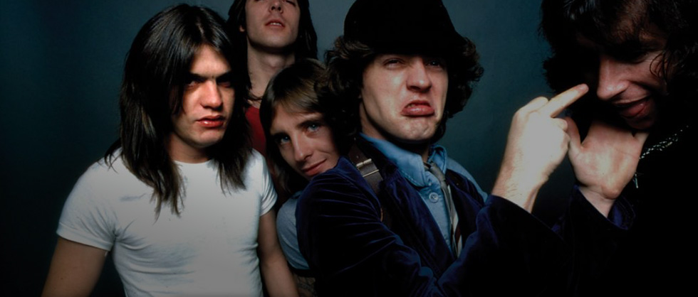 Malcolm Young, 1953-2017