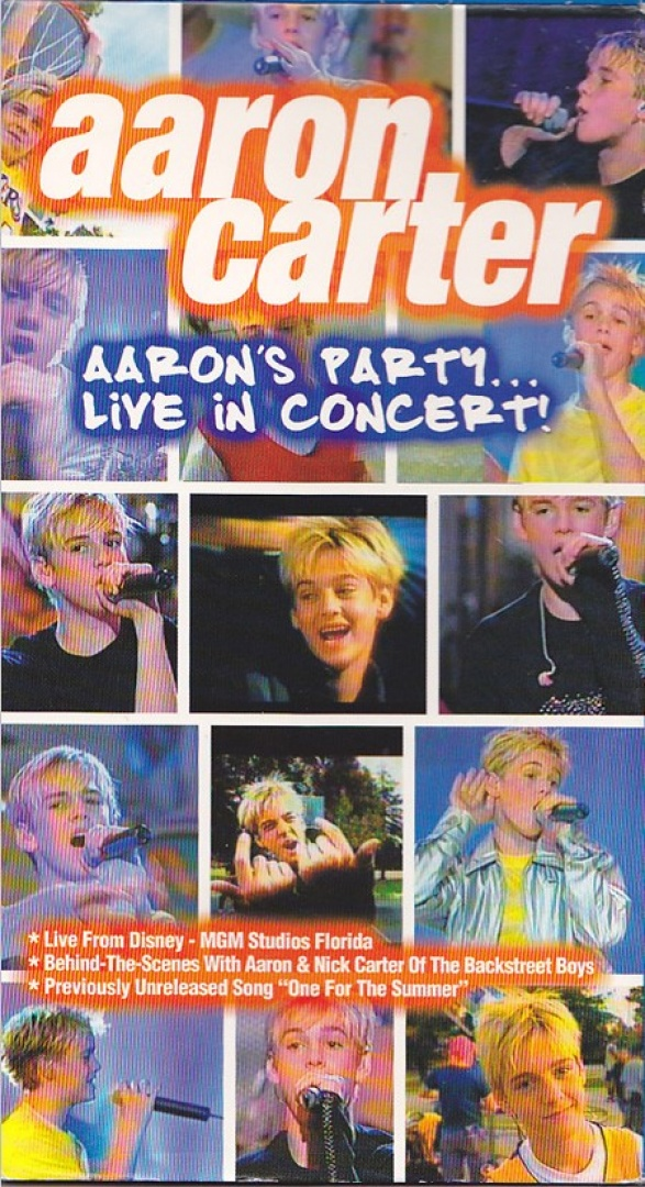 Aaron's Party: Live in Concert