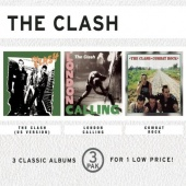 The Clash/London Calling/Combat Rock [2000]
