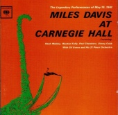 Miles Davis at Carnegie Hall