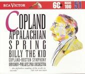 Copland: Appalachian Spring; Billy the Kid