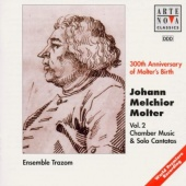 Molter: Chamber Music and Solo Cantatas
