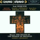 Verdi: Requiem; Menotti: The Death of the Bishop of Brindisi