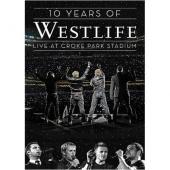 10 Years of Westlife: Live at Croke Park Stadium