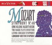 Mozart: Symphony No. 40; Eine kleine Nachtmusik; Overtures