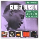 It's Uptown/George Benson Cookbook/Beyond the Blue Horizon/Body Talk/Bad Benson