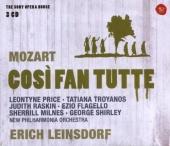 Wolfgang Amadeus Mozart: Così fan tutte