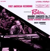 Brahms: Piano Concerto No. 2; Beethoven: Piano Sonata No. 23