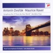 "Antonin Dvorak: Symphony No. 9 ""From the New World""; Maurice Ravel: Ma Mère l'Oye"