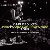 Más + Corazón Profundo Tour: En Vivo Desde la Bahiá de Santa Marta