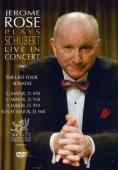 Jerome Rose plays Schubert Live in Concert [Video]