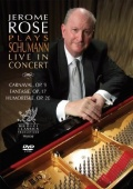Jerome Rose plays Schumann Live in Concert [Video]