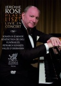 Jerome Rose plays Liszt Live in Concert [Video]