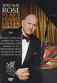 Jerome Rose Plays Brahms Live in Concert [Video]
