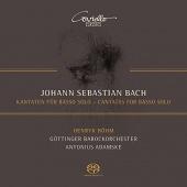 Johann Sebastian Bach: Kantaten für Basso Solo